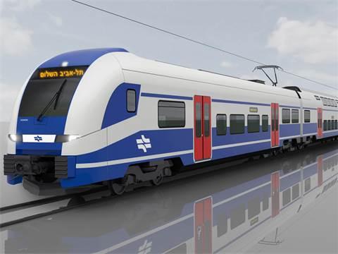"""רכבת ישראל/צילום: יח""""צ"""