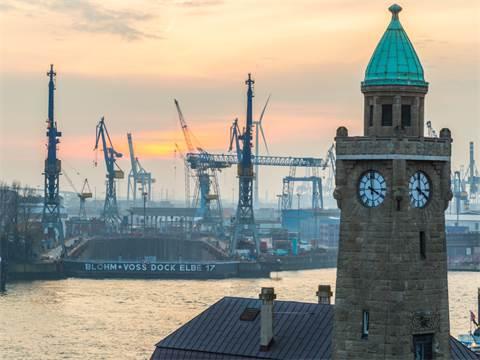 נמל המבורג