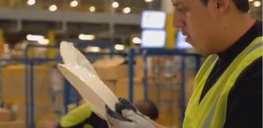 אמזון מפתחת טכנולוגיה לריגול אחר העובדים שלה בזמן אמת