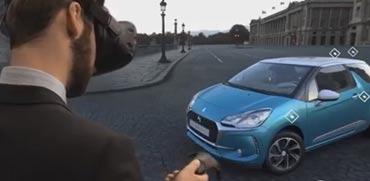 כך תזמינו רכב בתפירה אישית באמצעות משקפי מציאות מדומה
