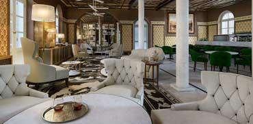 """הצצה למלון דה דריסקו המחודש שבלב המושבה האמריקאית בת""""א"""