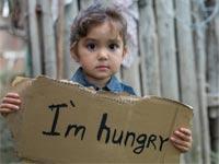 לקט, רעב, עוני/ צילום: שאטרסטוק