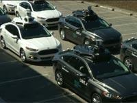 מכונית אוטונומית הובר/צילום: מתוך הוידאו