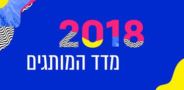 צפו: 15 המותגים המובילים במדד המותגים 2018