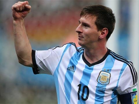 מסי במדי ארגנטינה/ צילום: שאטרסטוק