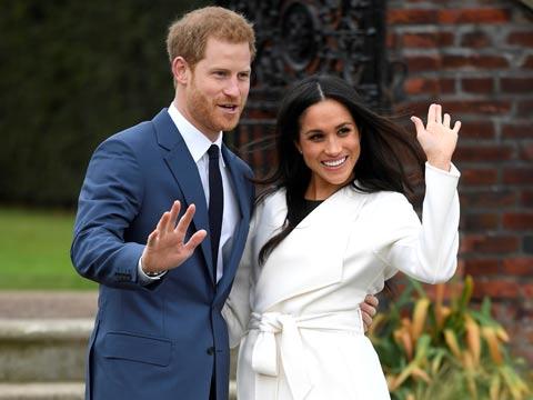 הנסיך הארי ובת הזוג/ צילום: רויטרס