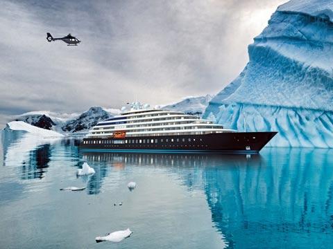 אוניית יוקרה סניק, צילום: Scenic