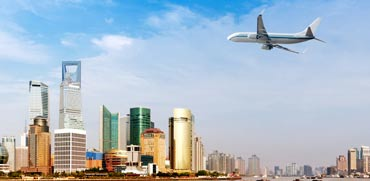שדה התעופה בשנגחאי, צילום: shutterstock