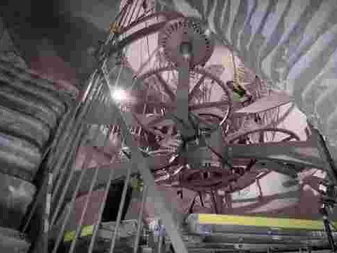 שעון / צילום: מתוך הוידאו