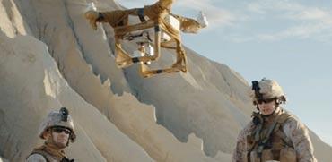 """צפו: יחידות חי""""ר מבוססות 250 רובוטים ויותר"""