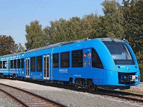 רכבת מימן של אלסטום/ צילום: יחצ