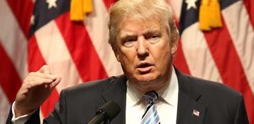 """דונלד טראמפ: """"בקרוב נקים את חיל החלל של ארה""""ב"""""""