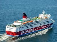 ספינת תענוגות/ צילום: Viking line