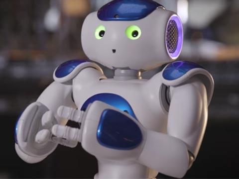 רובוט ווטסון ibm/ צילום: מתוך הוידאו