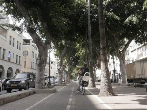 שדרות ירושלים/צילום: מתן פורטנוי