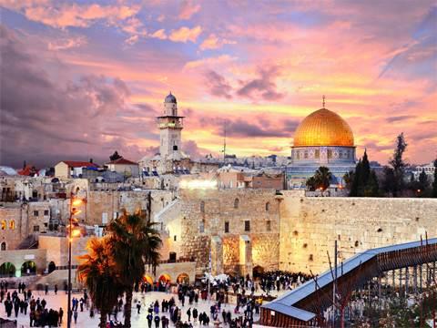 ירושלים. מעניינת את התייר הסיני/צילום: Shutterstock/א.ס.א.פ קרייטיב