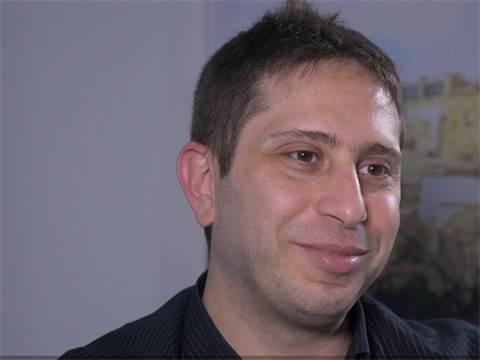 אהוד מייזליש/צילום מסך