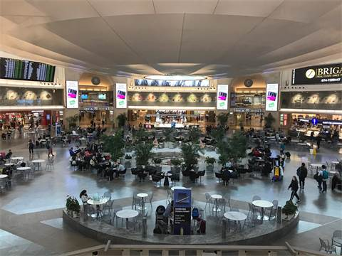 נמל התעופה בן גוריון / צילום: מיכל רז חיימוביץ'