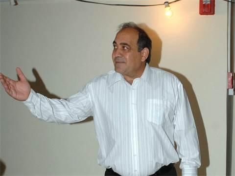 """גבי נעמן, ראש מועצת שלומי / צילום: משה מילנר לע""""מ"""