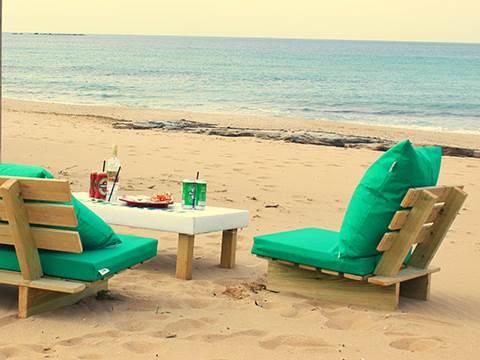 חוף בצת  / צילום: אלון לוי