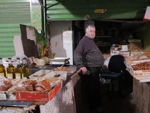 שוק חדרה / צילום: מתן פורטנוי, גלובס