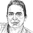 """ד""""ר אסף הראל / איור: גיל ג'יבלי"""