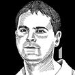 """עו""""ד אסף רוזנברג / איור: גיל גי'בלי"""