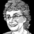 """עו""""ד דלית דרור / איור: גיל ג'יבלי"""