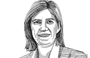 אלונה בומגרטן / איור: גיל ג'יבלי