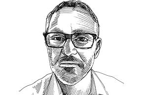 דוד קינן / איור: גיל ג'יבלי