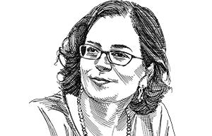 רחל עזריה / איור: גיל ג'יבלי