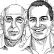 שחר ראובני ומאיר שמואלי / ציור גיל ג'יבלי