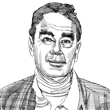 """ד""ר אלכס קומן / איור גיל ג"