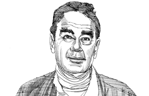 "ד""ר אלכס קומן / איור גיל ג'יבלי"