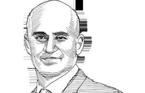 עורך דין אלון פומרנץ / איור: גיל ג'יבלי