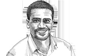 אמיר סבהט / ציור: גיל ג'יבלי