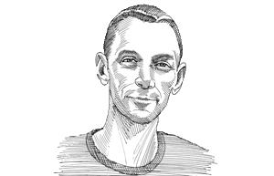 אסף בן נריה / איור: ג'יל ג'יבלי
