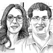 ירון הופמן־דישון ואתי קונור־אטיאס / איור: גיל ג'יבלי