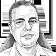 """עו""""ד דורון ברזילי / איור: גיל ג'יבלי"""