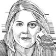 יפעת ברון־גולדברג / ציור: גיל ג'יבלי