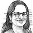 איריס סורוקר / איור : גיל ג'יבלי
