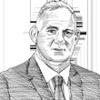 ישראל דנציגר / איור גיל ג'יבלי