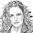 ג'ואנה לנדאו / איור: גיל ג'יבלי