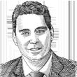 """עו""""ד קייס נאסר / איור גיל ג'יבלי"""