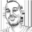 מני יאסו / ציור גיל ג'יבלי