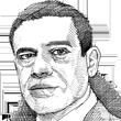 """ד""""ר מיכאל שראל / איור: גיל ג'יבלי"""