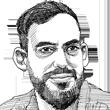 עמרי זרחוביץ' / איור : גיל ג'בלי