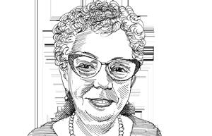 """ד""""ר ראיסה גוברמן / ציור גיל ג'יבלי"""
