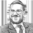 הרב שמואל גנוט / איור: גיל ג'יבלי