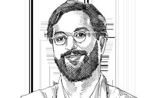 יגאל רייחלגאוז / איור: גיל ג'יבלי
